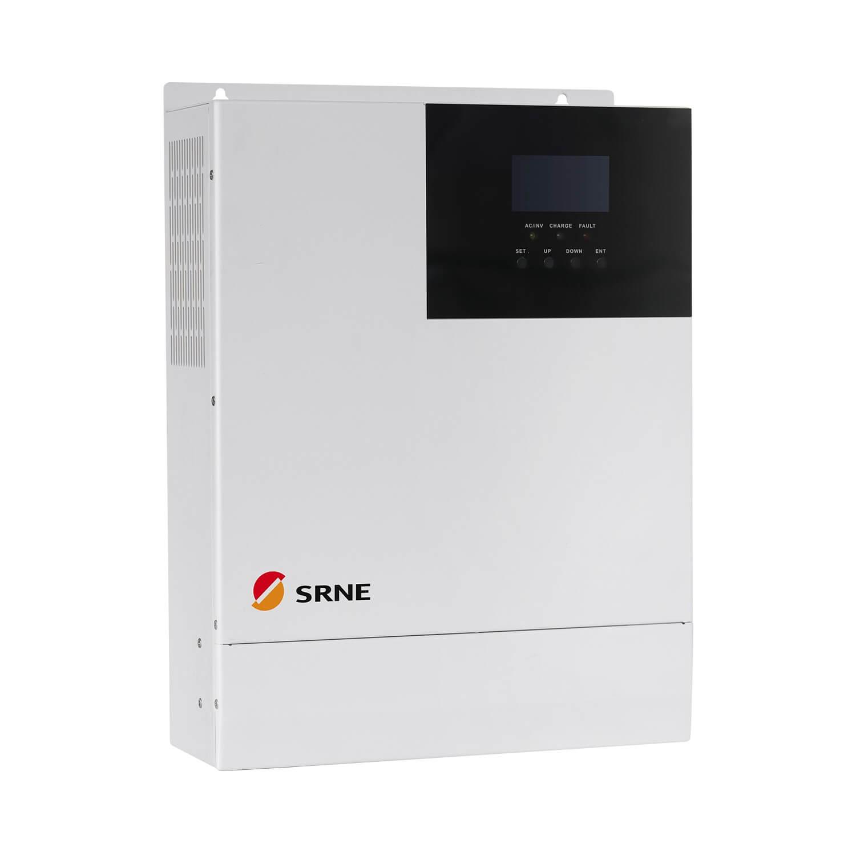 SRNE All-in-one Solar Charger Inverter 3000Watt 48V 60A, 80A