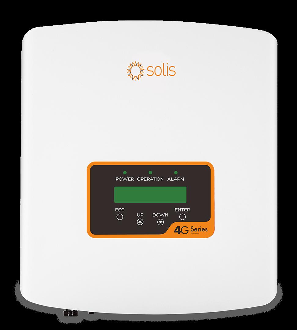 Inverter Solis Mini 1000-3000 Watt