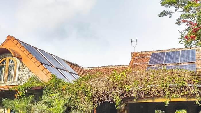 PLTS Off-Grid 1 kWp
