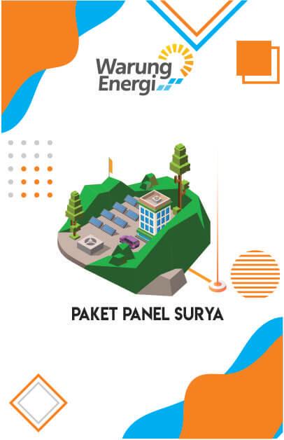 Panel Surya 375Wp LONGI
