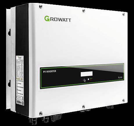 Inverter Growatt 10000TL3-S include wifi Stick
