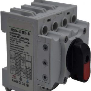 Suntree DC Isolation Switch Short Handle 1000 Vdc
